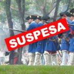 SUSPESA Festa dels Miquelets a OLESA DE MONTSERRAT
