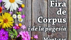 Fira de Corpus a Mont-Ràs