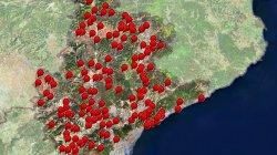 Mapes del Patrimoni Cultural de la Diputació de Barcelona: