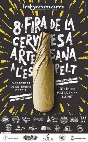 Fira de la Cervesa Artesana de l'Espelt 2019