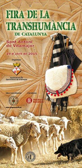 Programa de la Fira Transhumancia a Sant Antoni de Vilamajor 2015
