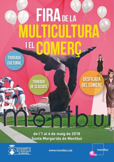 Fira de la multicultura i el comerç, FIRA BOU a Santa Margarida de Montbui