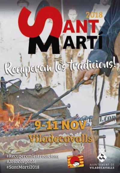 Programa de Sant Martí a Viladecavalls 2018