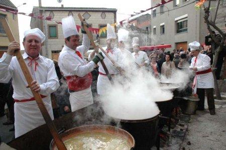 Festa de la Caldera de Montmaneu