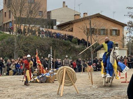 Baronia d'Òdena, La Fira dels castells i terra de frontera