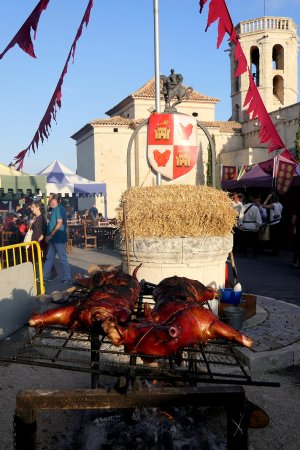 Mercat Medieval de Sant Martí Sarroca