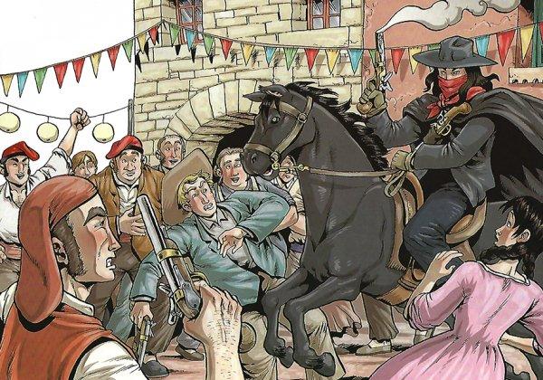 Fira de Josep Sàbat, el Bandoler de la Capa Negra, a Corbera de Llobregat