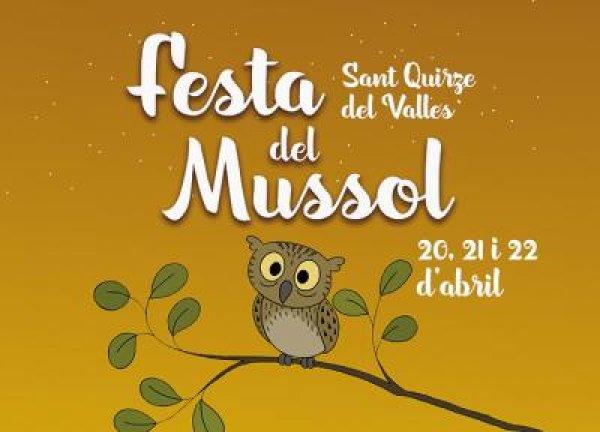 Cartell Festa del Mussol