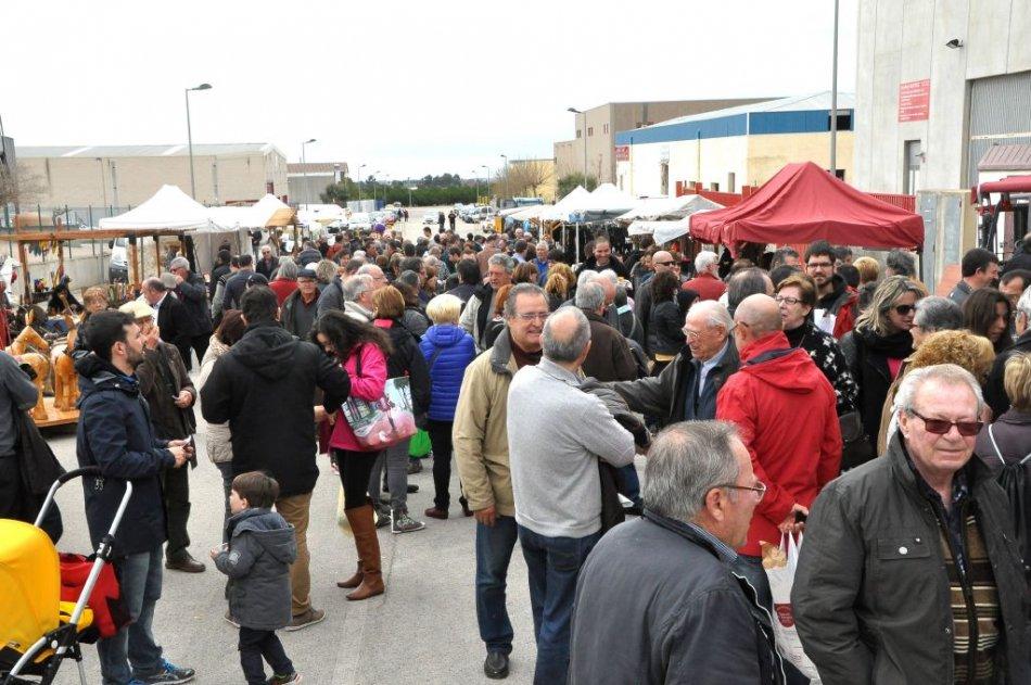 Festa del Vi jove i l'Oli novell de Sant Jaume dels Domenys