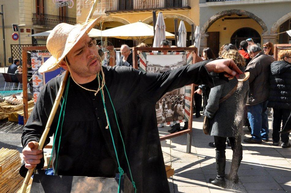 Fira dels Mussols a Sant Quirze del Vallès