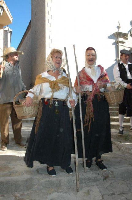 Festa dels Negociants i Traginers de Copons
