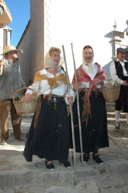 Festa dels Negociants i Traginers de Copons