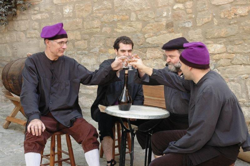 Festa del Negociants i Traginers de Copons