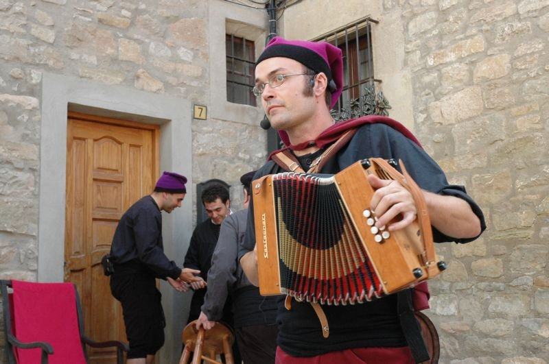 Festa del Negociants i Traginers de Copons