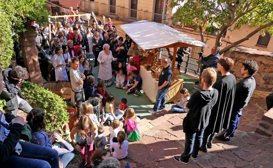 Fira de Josep Sàbat, el Bandoler  a Corbera de Llobregat