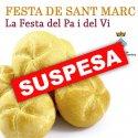 SUSPESA - Festa de Sant Marc a SANT SALVADOR DE GUARDIOLA