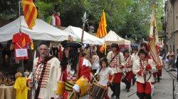 Festa Barroca de Moià, retorn al 1714