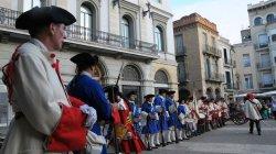 Pedrenyal, trobada de grups de recreació històrica del XVIII a Igualada