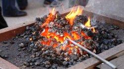 El ferro i el foc a la Festa de la Malavella de Caldes de Malavella