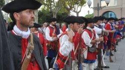 Festa del Miquelets a Olesa de Montserrat