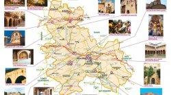 Plànols turístics
