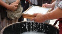 Oficis de l'aigua a la Fira de l'Aigua de Caldes de Malavella
