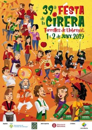 Festa de la Cirera de Torrelles de Llobregat 2019