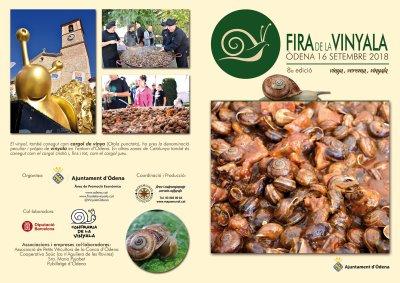 Programa Fira de la Vinyala 2018