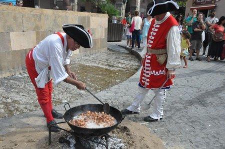 Festa des Miquelets a Olesa de Montserrat