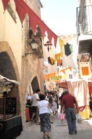 Mercat Medieval de Batea