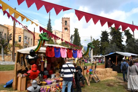 Vilamagore Medieval a Sant Pere de Vilamajor