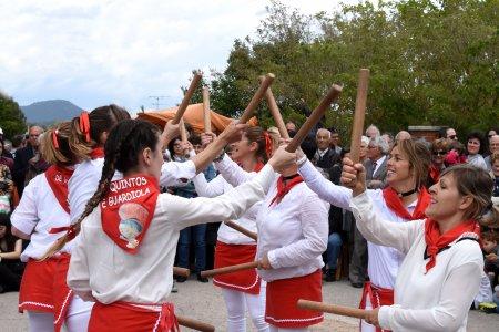 Festa de Sant Marc a Sant Salvador de Guardiola