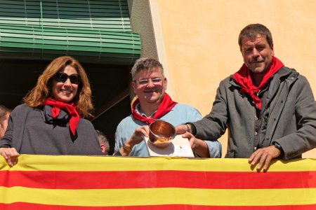 Espartac P., Helena G. Melero i Pep Nogué