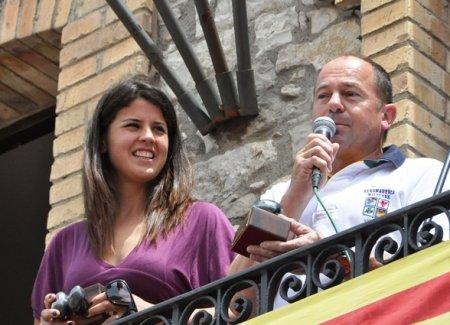 Laia Sanz i Jordi Arcarons