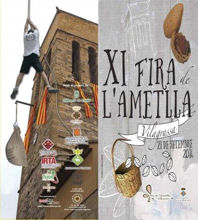 Programa de la Fira de l'Ametlla 2014