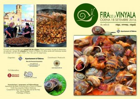 Programa Fira de la Vinyala 2016