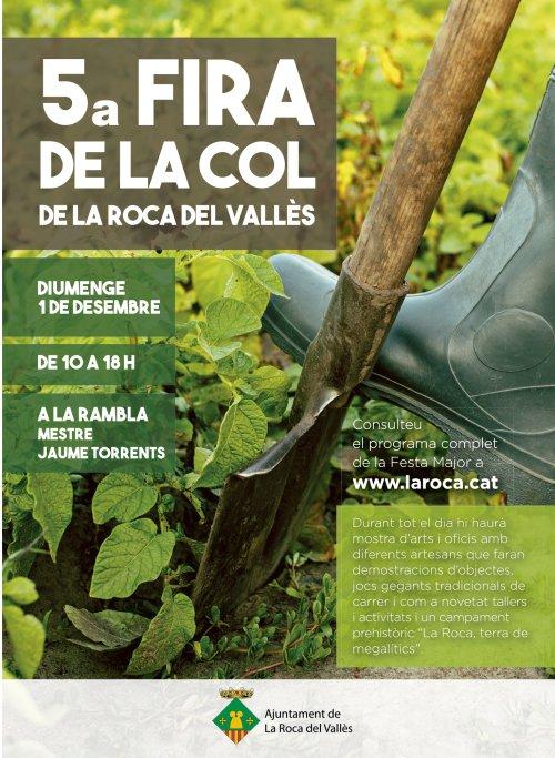 Fira de la col de la Roca del Vallès 2019