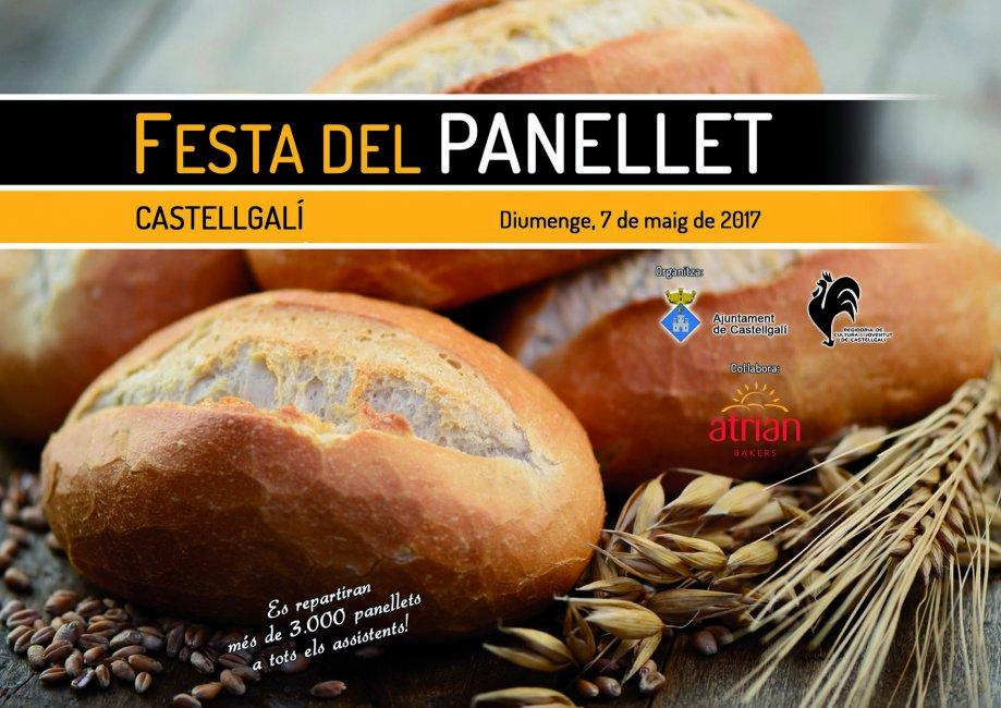 Programa de la Festa del panellet de Castellgali 2017