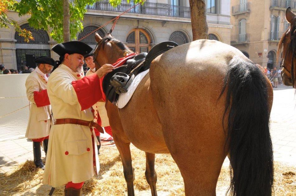 El Pedrenyal: Recreació Històrica i Militar del 1714