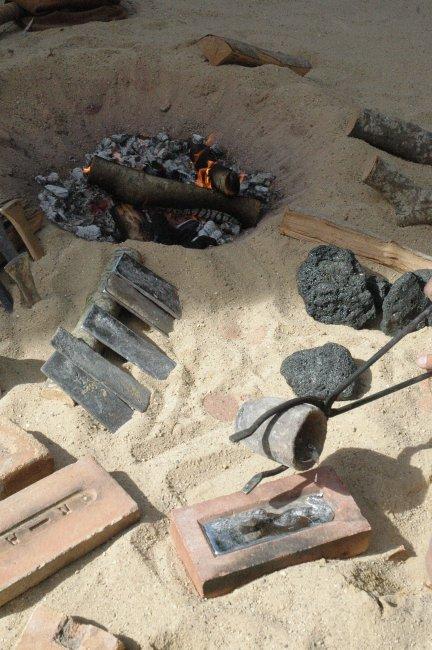 Fira de la Prehistòria a Flix