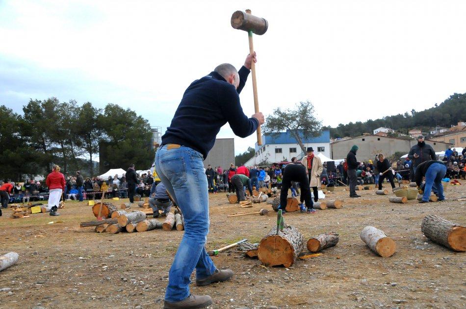 Festa dels Estelladors i els oficis del bosc