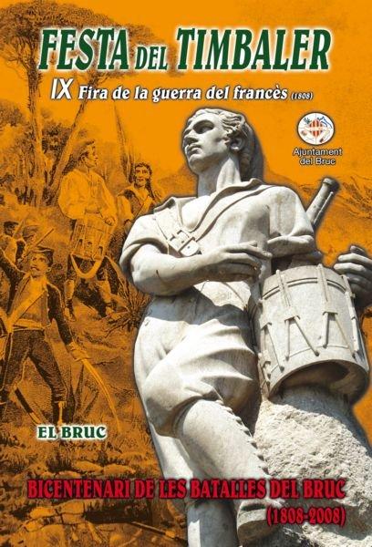 Programa de la Festa del Timbaler del Bruc 2008