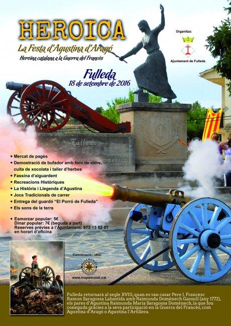 Programa Fira Heroica de Fulleda 2016