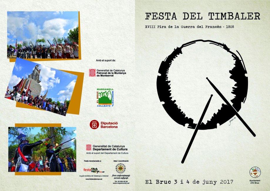 Programa de la Festa del Timbaler 2017