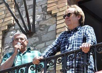 Ventura Pons i Alex Gorina