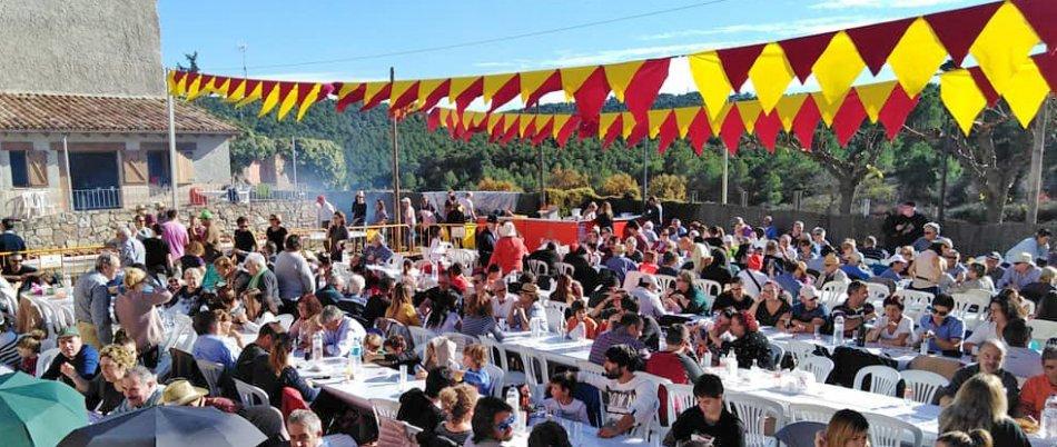 Festa de la Cassola de Vinya i Olla de Murri a Vilanova d'Espoia